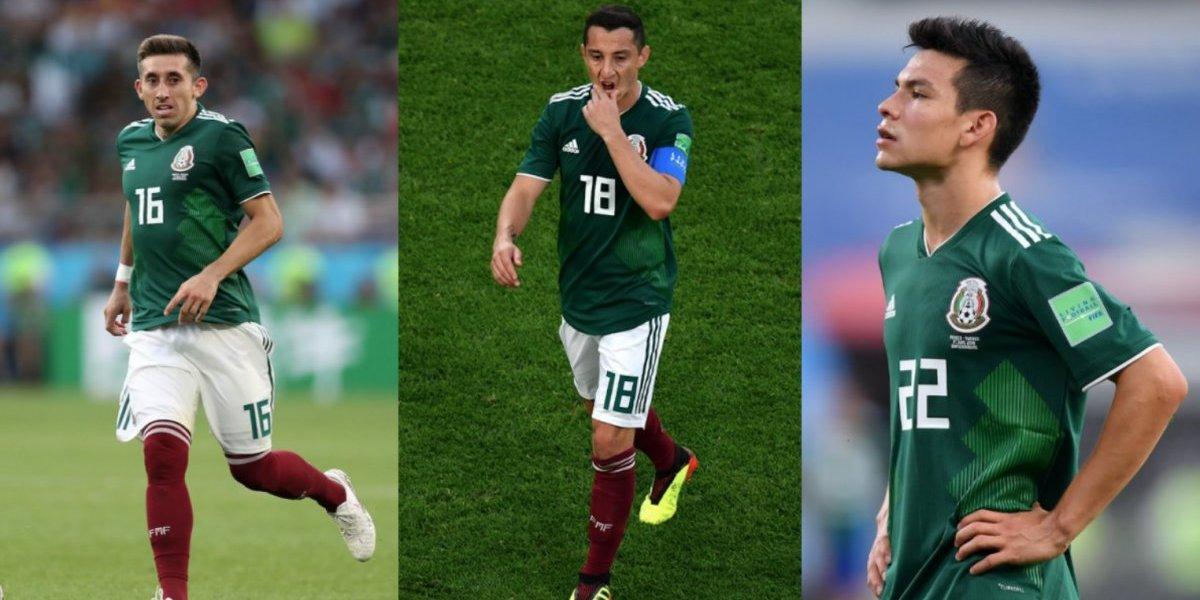 ¿De qué edad llegarían los futbolistas mexicanos a Qatar 2022?