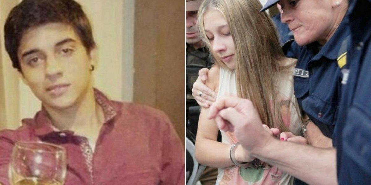 Jovem de 19 anos é condenada a prisão perpétua na Argentina