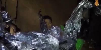 Niños atrapados cueva Tailandia
