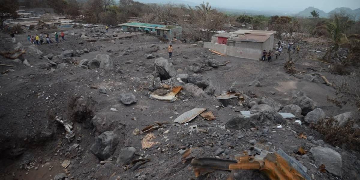 Organización señala que habrían casi 3 mil desaparecidos tras la erupción del volcán de Fuego