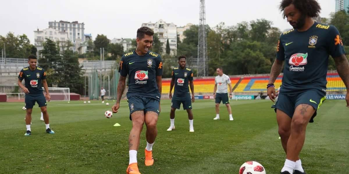 Copa do Mundo: em dia de treino leve, seleção brasileira foca em pênaltis e faltas