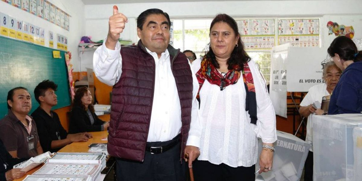 Barbosa no busca anular elección en Puebla; apuesta por conteo justo