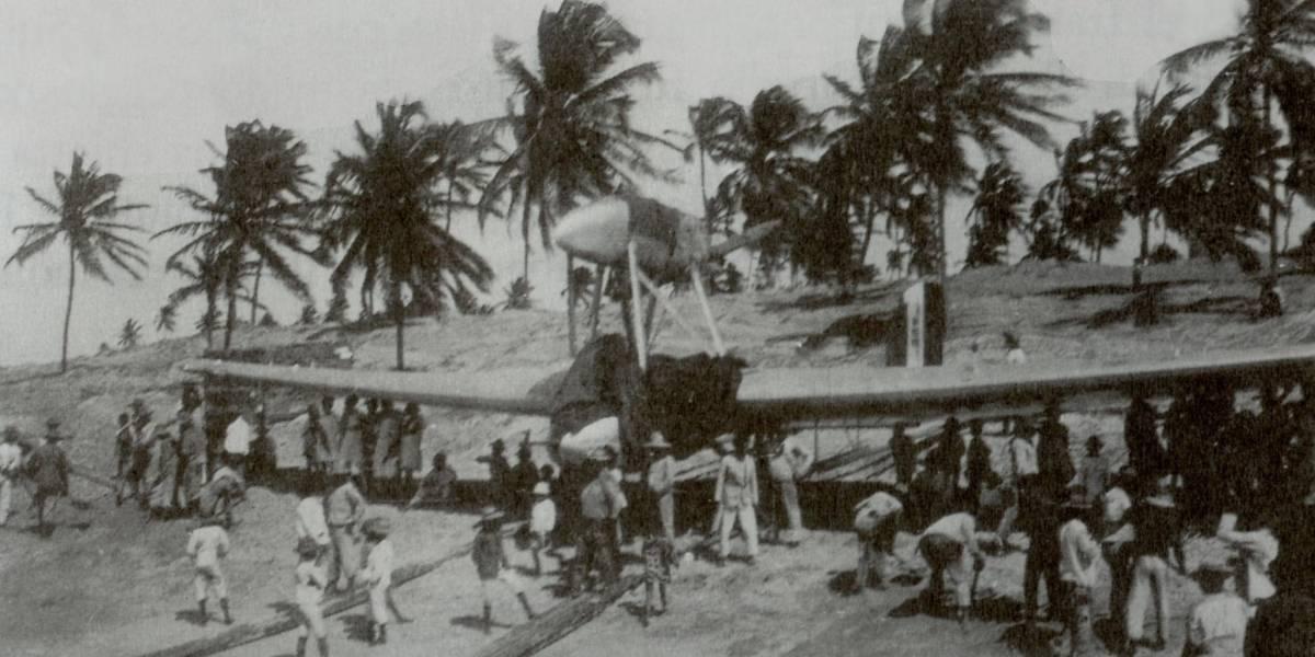 Há 90 anos, italianos faziam primeira travessia aérea sem escalas entre Europa e América Latina