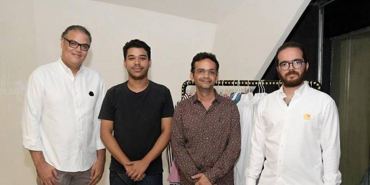 #TeVimosEn: Apertura tienda Leblancstudios y presenta colección White Shirt