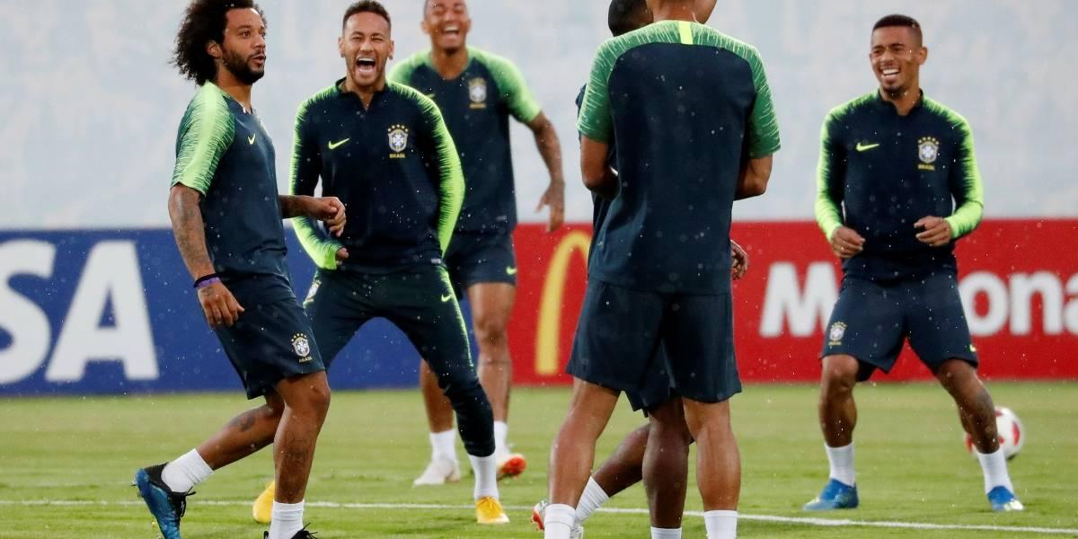 Tite confirma volta de Marcelo e Fernandinho no lugar de Casemiro