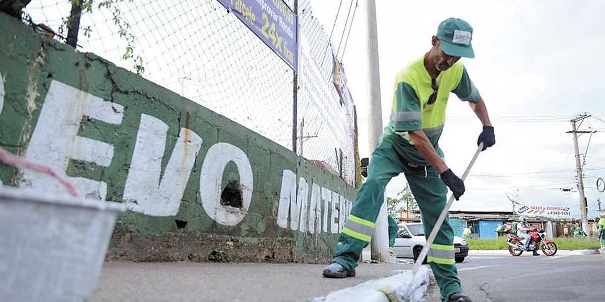 São Bernardo assina contrato emergencial de limpeza até escolha definitiva