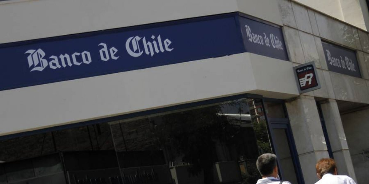 Portal web del Banco de Chile vuelve a presentar problemas