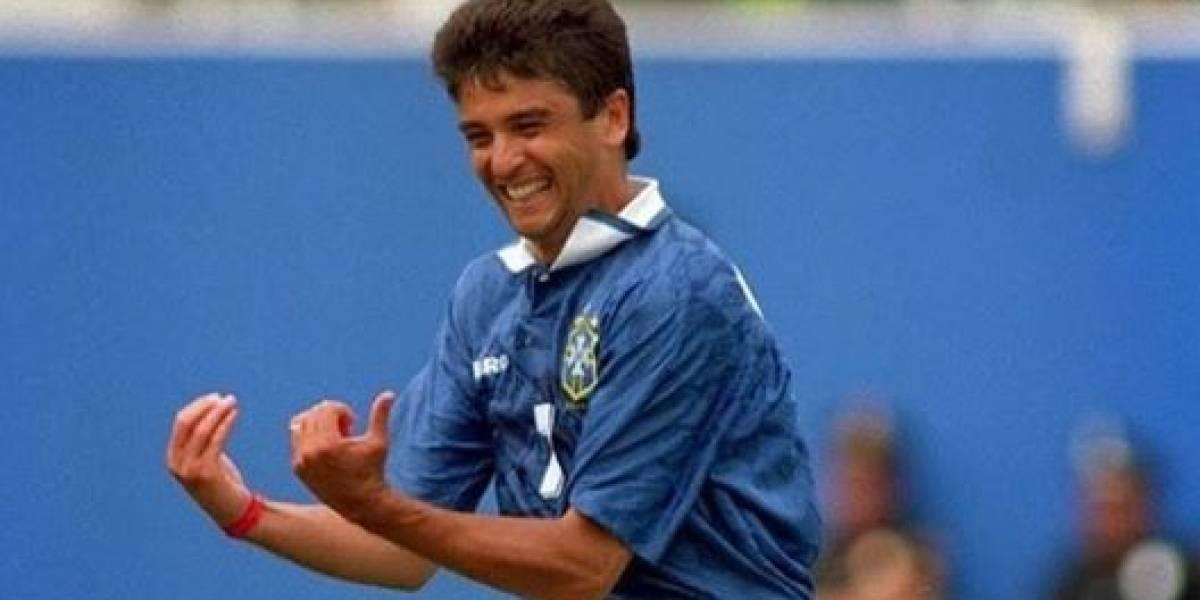 O surpreendente gol de Bebeto no Mundial há 24 anos