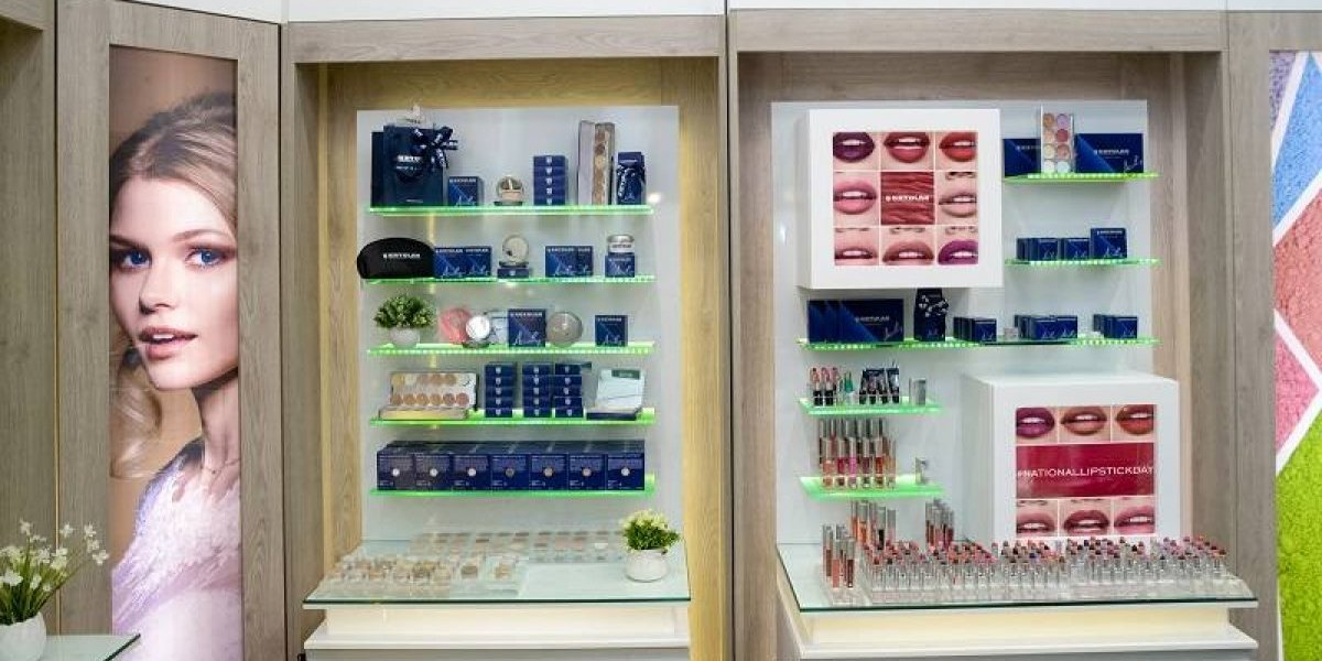 Reapertura tienda de maquillaje profesional Kryolan