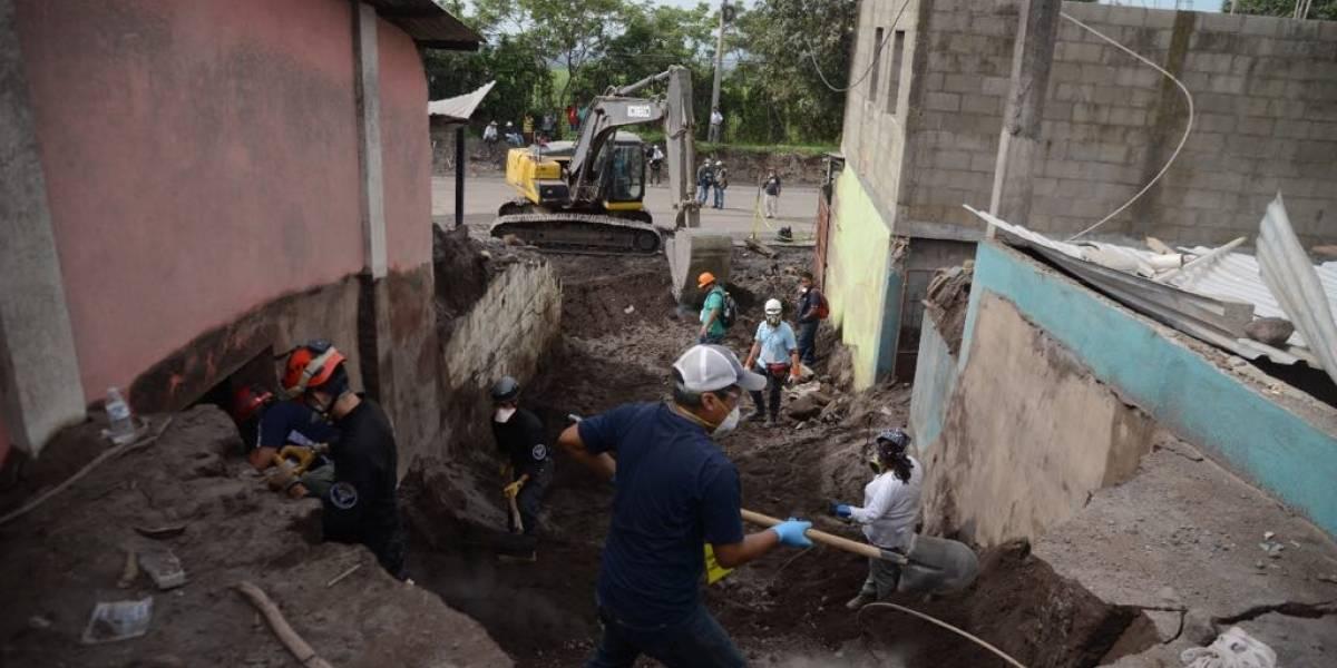 Aumenta actividad en el Volcán de Fuego en Guatemala