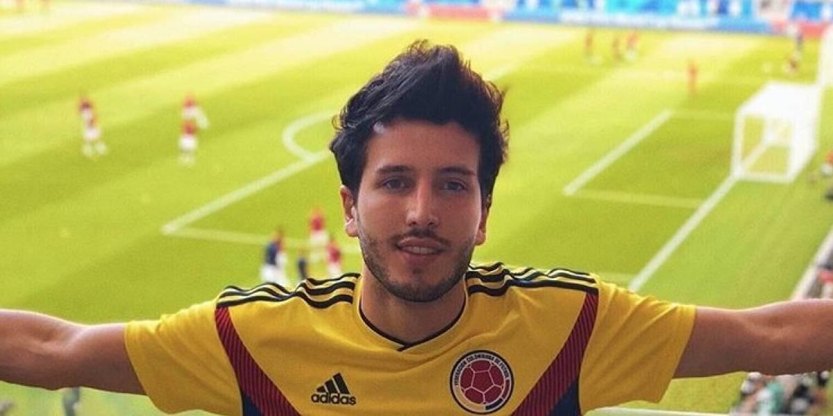 Sebastián Yatra genera comentarios por presentación en bienvenida de la selección Colombia