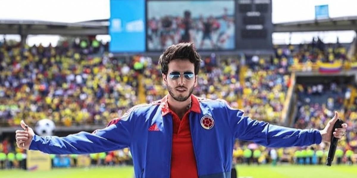 Los memes que dejó la presentación de Sebastián Yatra en bienvenida de la selección Colombia