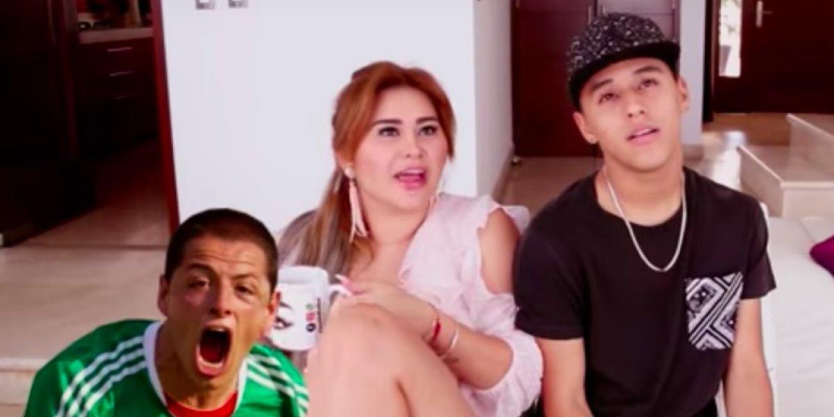 VIDEO: 'Gomita' confiesa que 'Chicharito' le parece atractivo