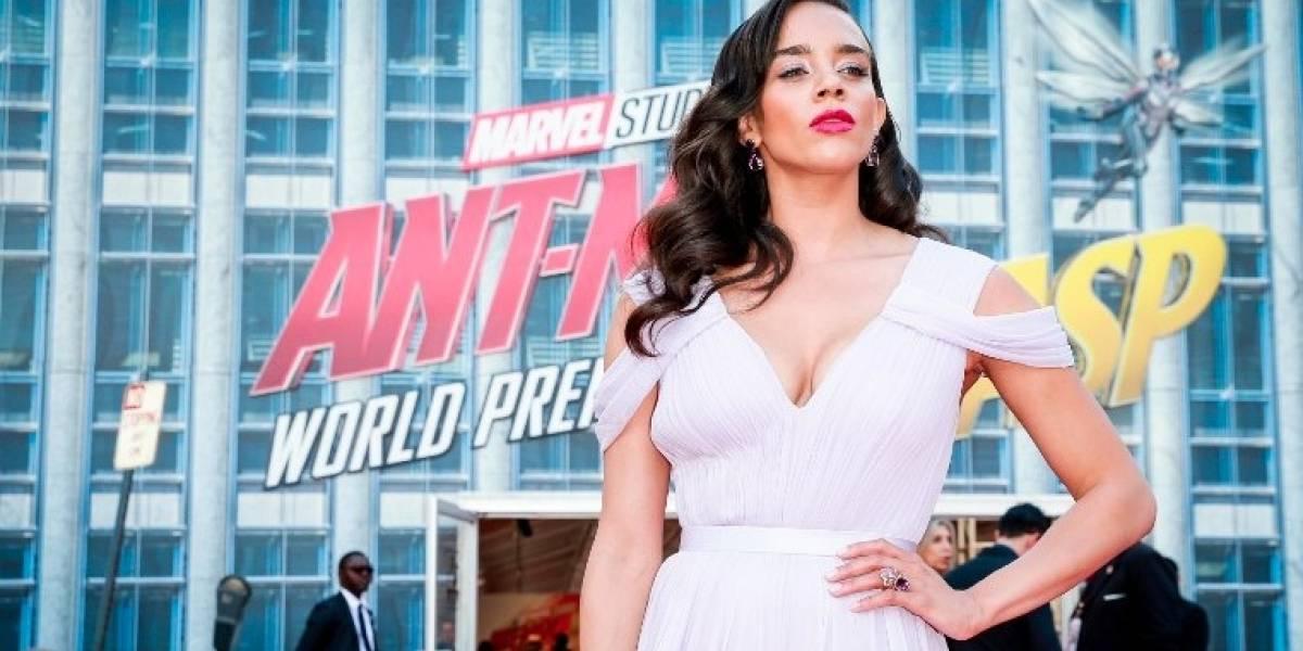 ENTREVISTA. Hannah John-Kamen es la nueva villana de Marvel