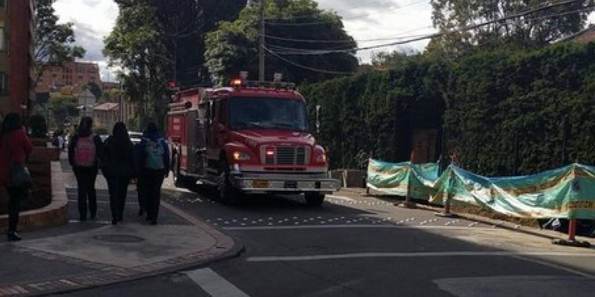 ¡Atención! Evacuan tres edificios en el norte de Bogotá