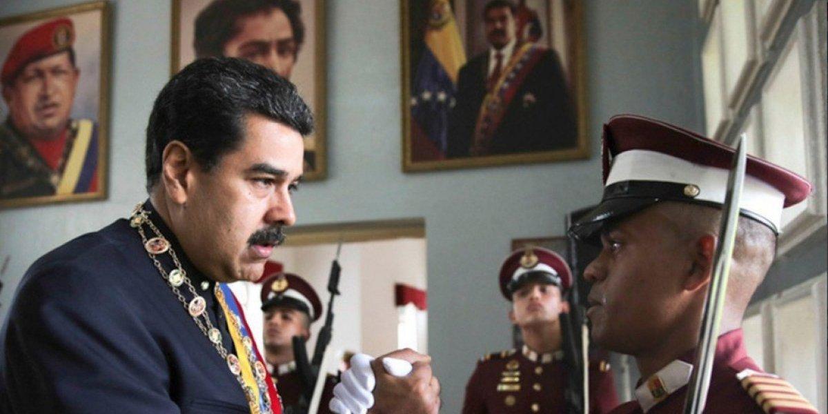 Van 25 detenidos por el atentado contra Maduro