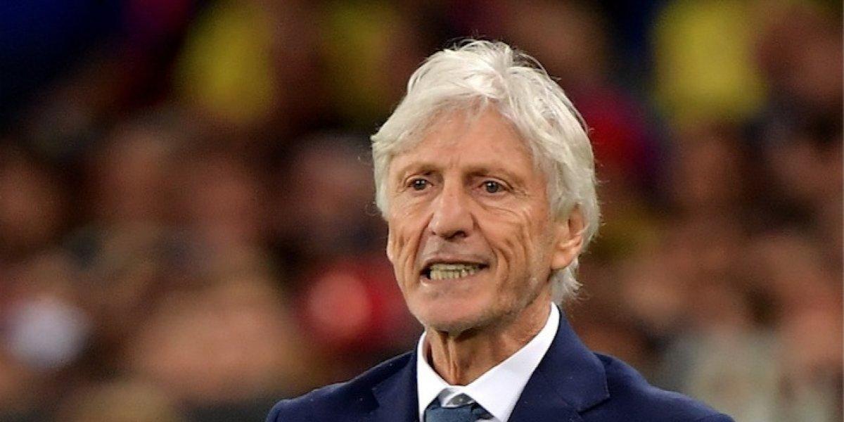 La condición para que José Pékerman siga como técnico de Colombia