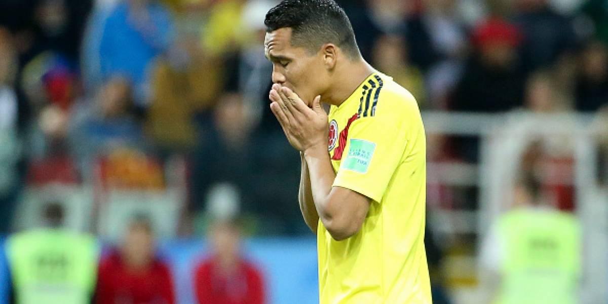 Carlos Bacca y Mateus Uribe, amenazados de muerte tras derrota de Colombia