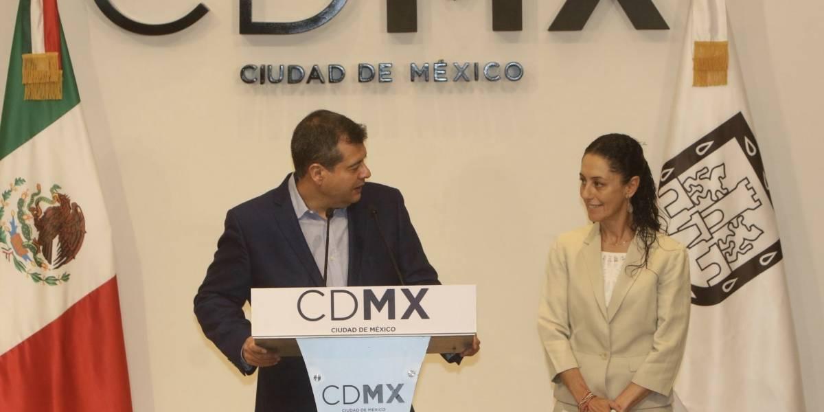 Hay 340 mdp para la transición en la CDMX