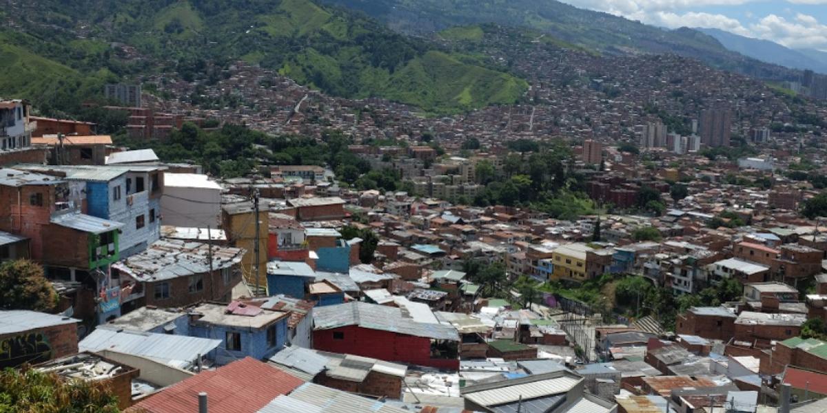 Parte de Medellín está en jaque por la violencia