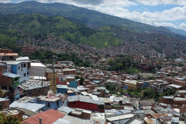 Comuna 13 julio 2018