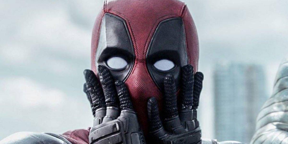 """""""Está mala la cosa en Marvel"""": pillan al Deadpool """"chileno"""" esperando el seguro de cesantía y lo transforman en viral"""