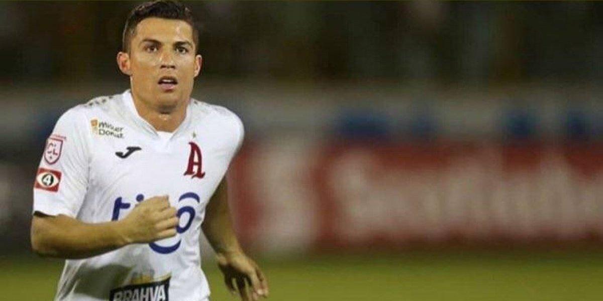 'Desmienten' llegada de CR7 a club salvadoreño