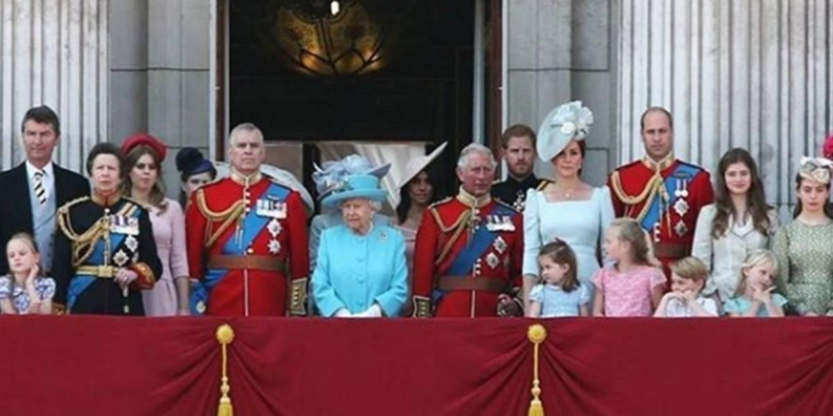 As infidelidades dentro da família real que são escondidas há anos