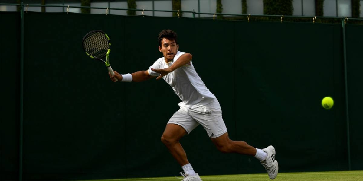 Christian Garín no pudo superar al 238º del ranking y quedó eliminado de la qualy del US Open