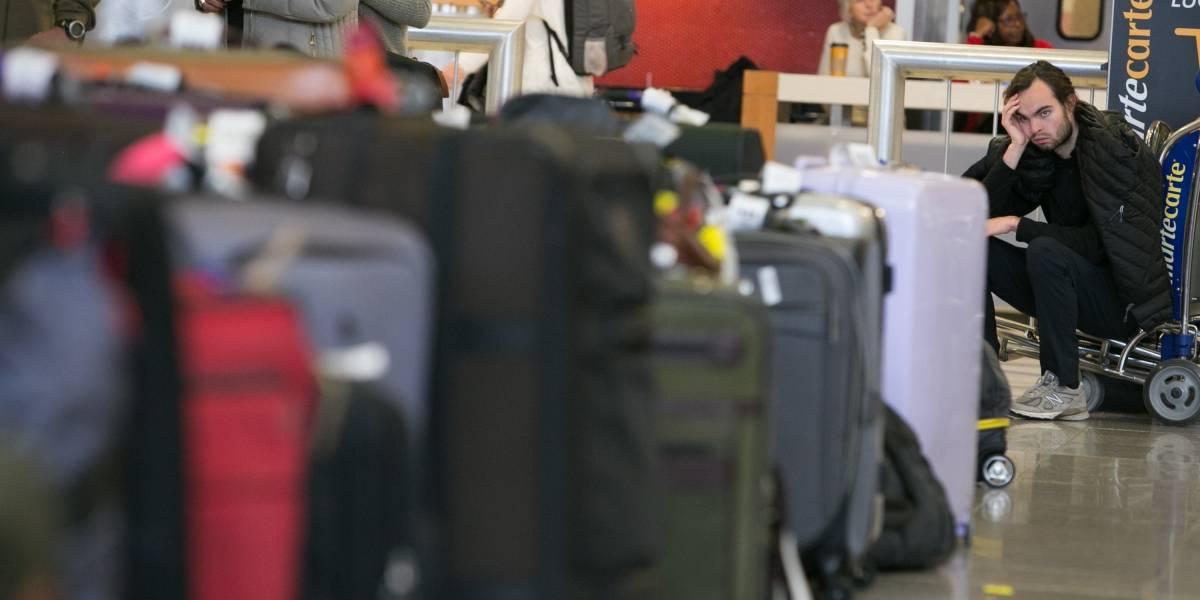 Tamanho da bagagem de mão será fiscalizada nos aeroportos