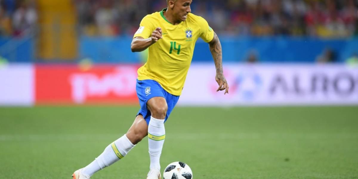 Posición maldita: Brasil pierde a un lateral derecho por el resto del Mundial de Rusia 2018