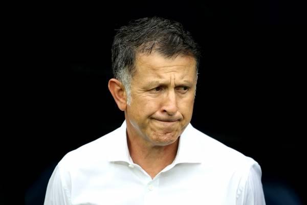 Juan Carlos Osorio sería el nuevo técnico de Santos