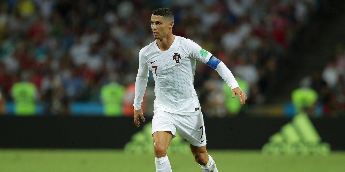 Así se vería el uniforme de Cristiano Ronaldo en la Juventus