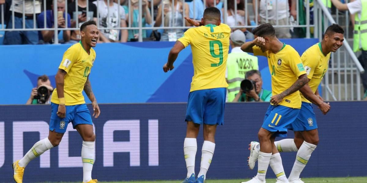 Bélgica se impuso 2 a 1 y eliminó a Brasil