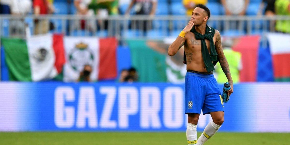 """Rivaldo apoya las técnicas de Neymar: """"No te preocupes por las críticas de otros países, muchos ya regresaron a casa"""""""
