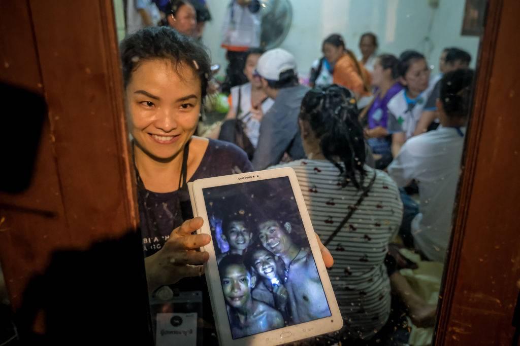 Venezolana que participa en rescate de niños en Tailandia emigró en 2014
