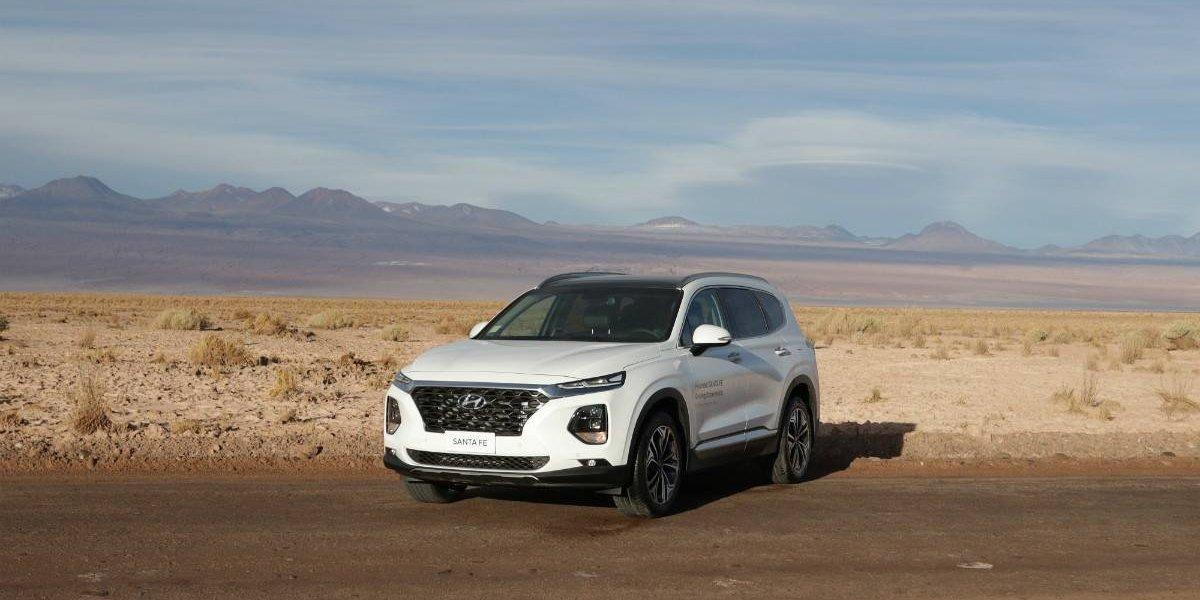 Hyundai se lanza con la renovación de su Santa Fe
