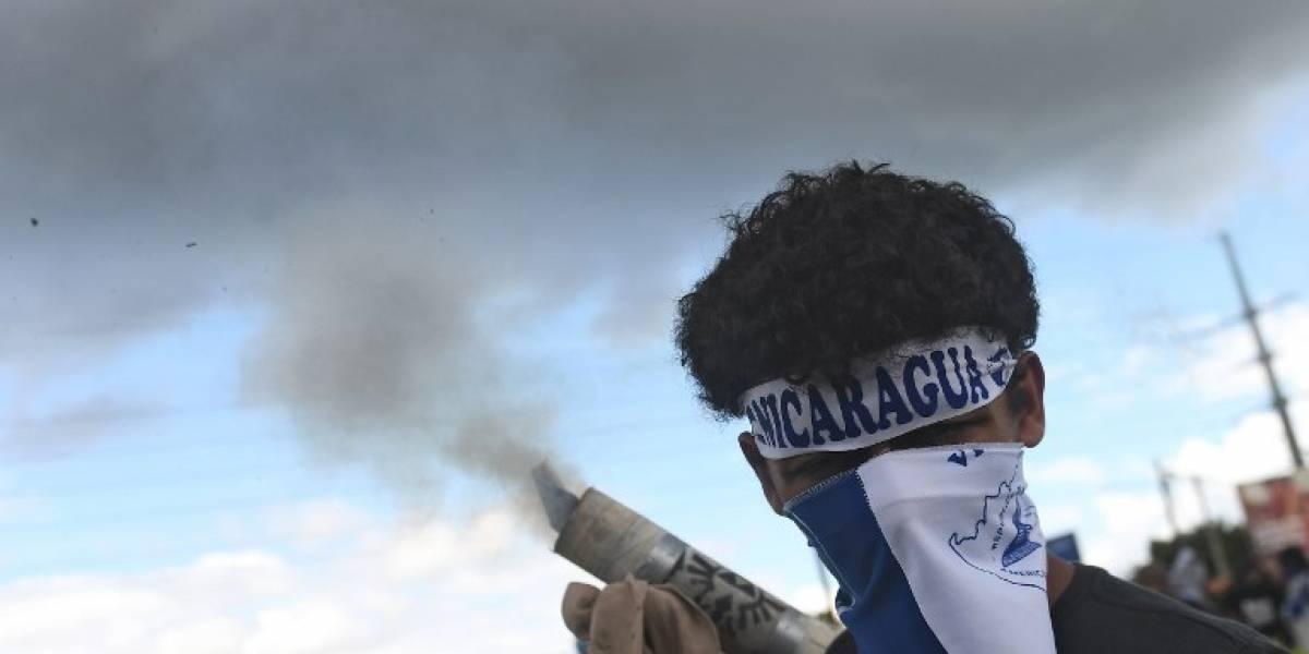 Violenta incursión policial deja tres muertos en Nicaragua