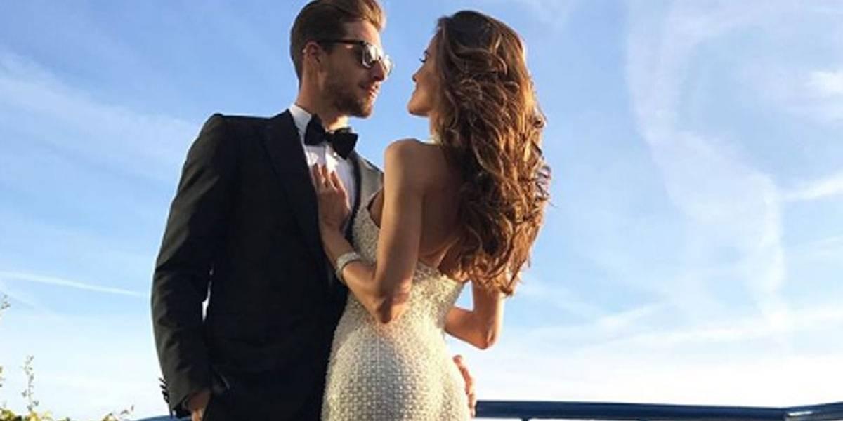 Top model brasileira Izabel Goulart fica noiva do goleiro alemão Kevin Trapp, colega de Neymar no PSG