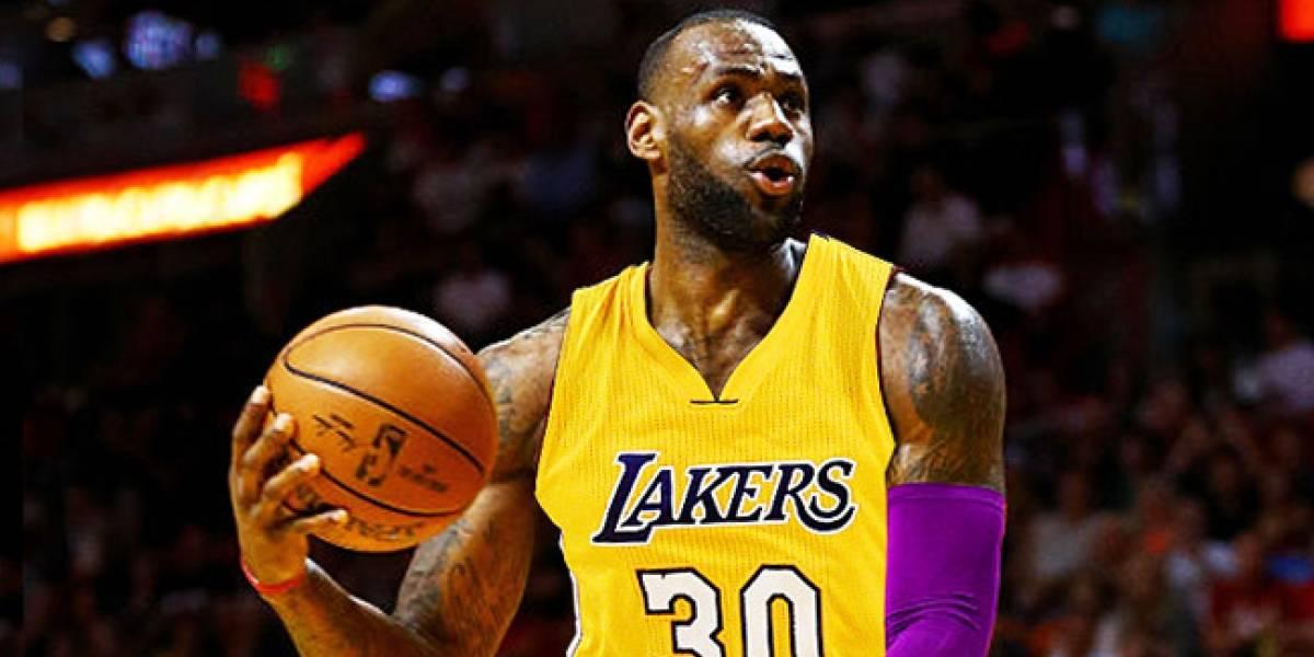 Los Lakers buscan proteger a LeBron con fichajes de veteranos