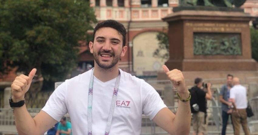 Leonel Sahori Gamez Rueda, fan mexicano de 24 años