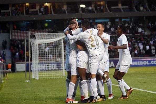 Liga de Quito se enfrenta este jueves por el partido de vuelta en la Copa Sudamericana API