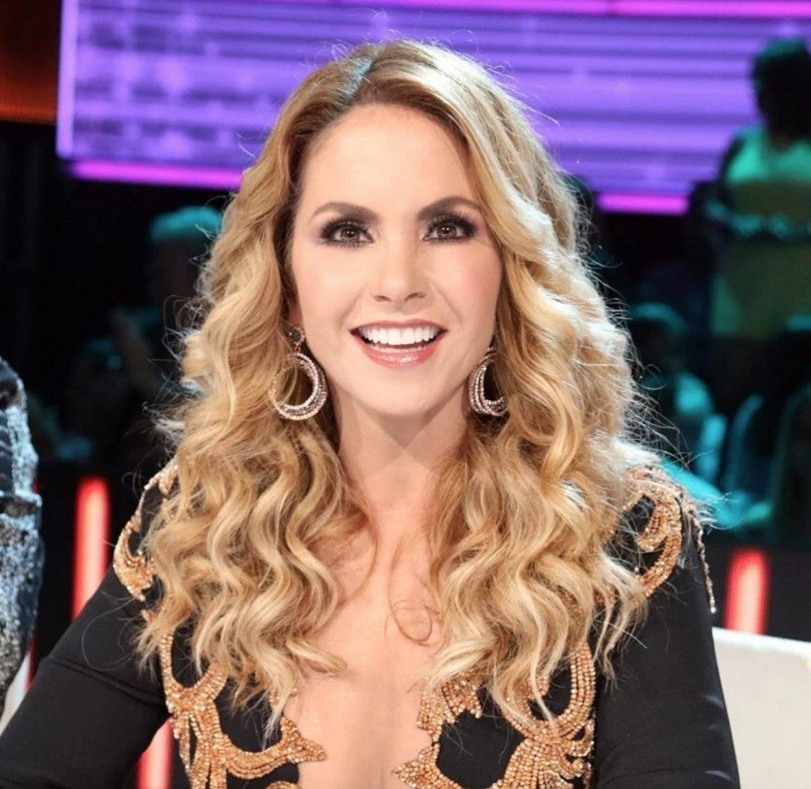 Lucero y Mijares se divorciaron en 2011 y tiene dos hijos Instagram