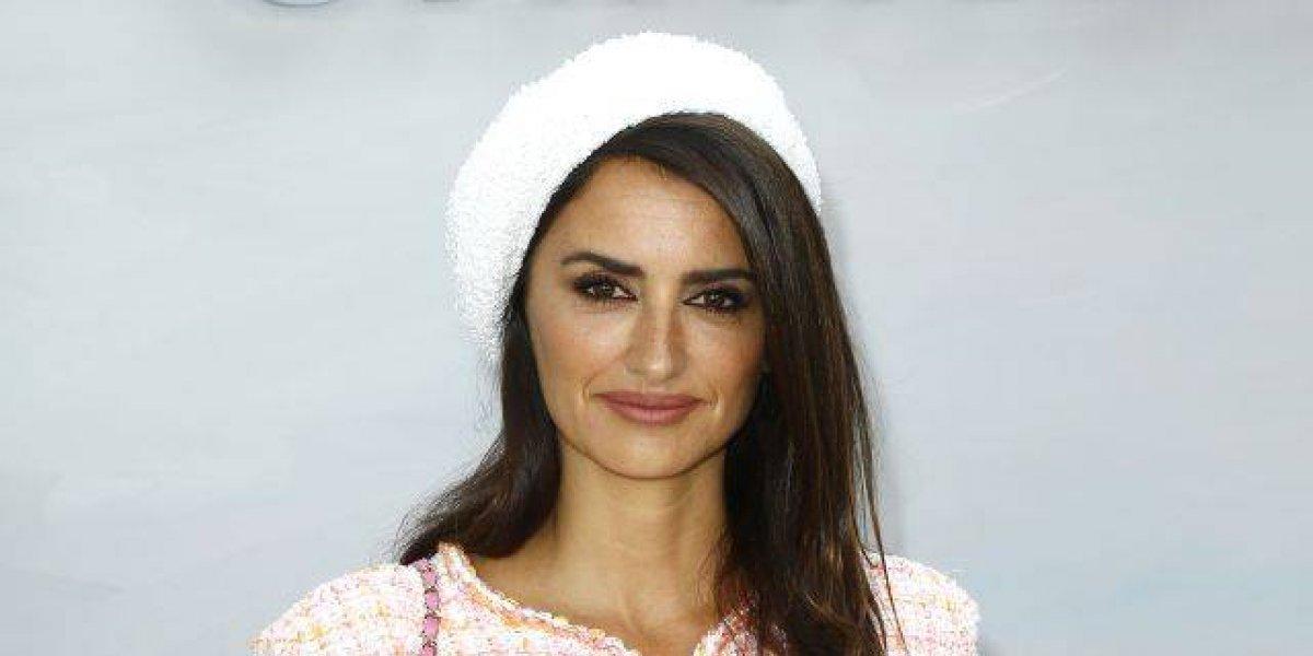 Penélope Cruz nueva embajadora de Chanel