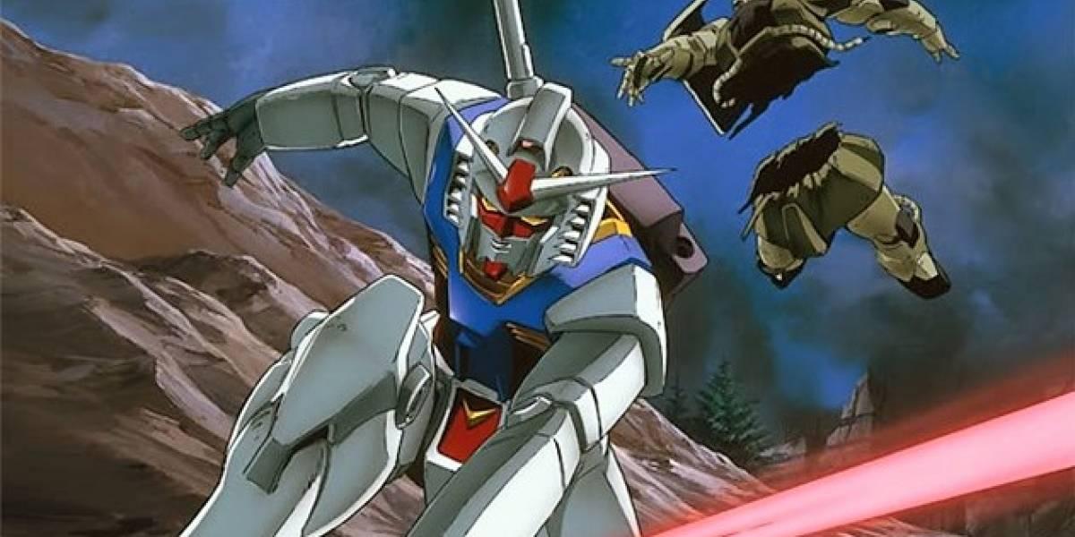 ¡PUM! Anuncian película live-action de Gundam