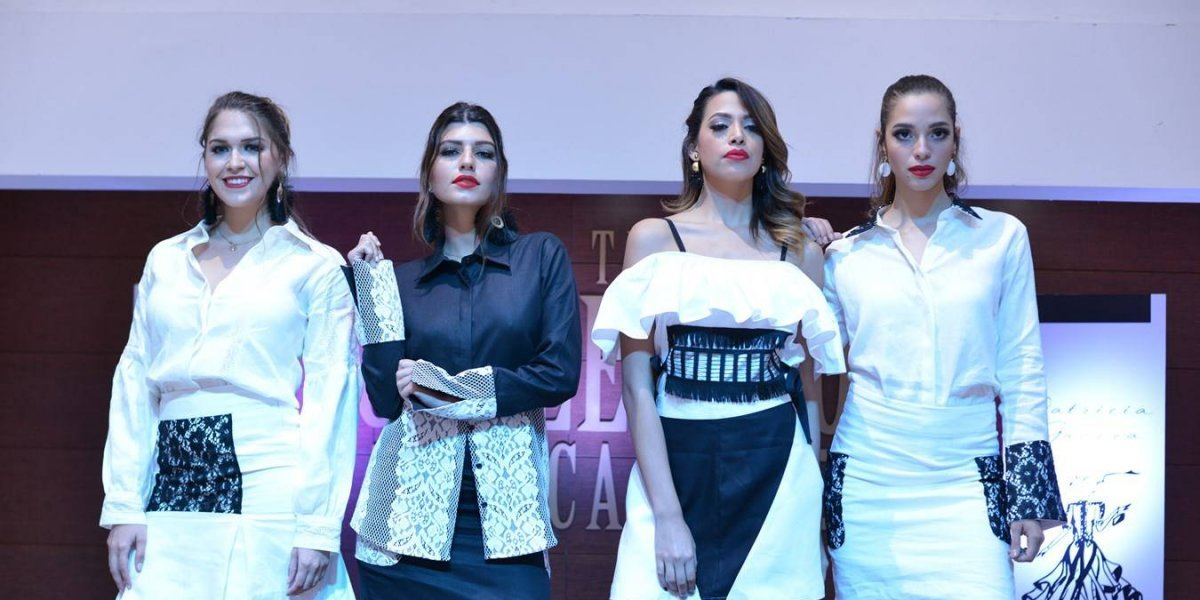 Patricia Guerra relanza su carrera y presenta colección 'Black and White Edition'