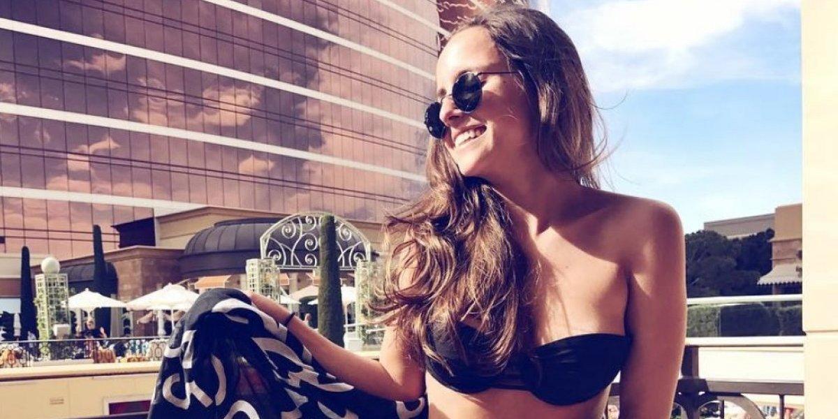 Ella es la sexy hermana de Diego Boneta