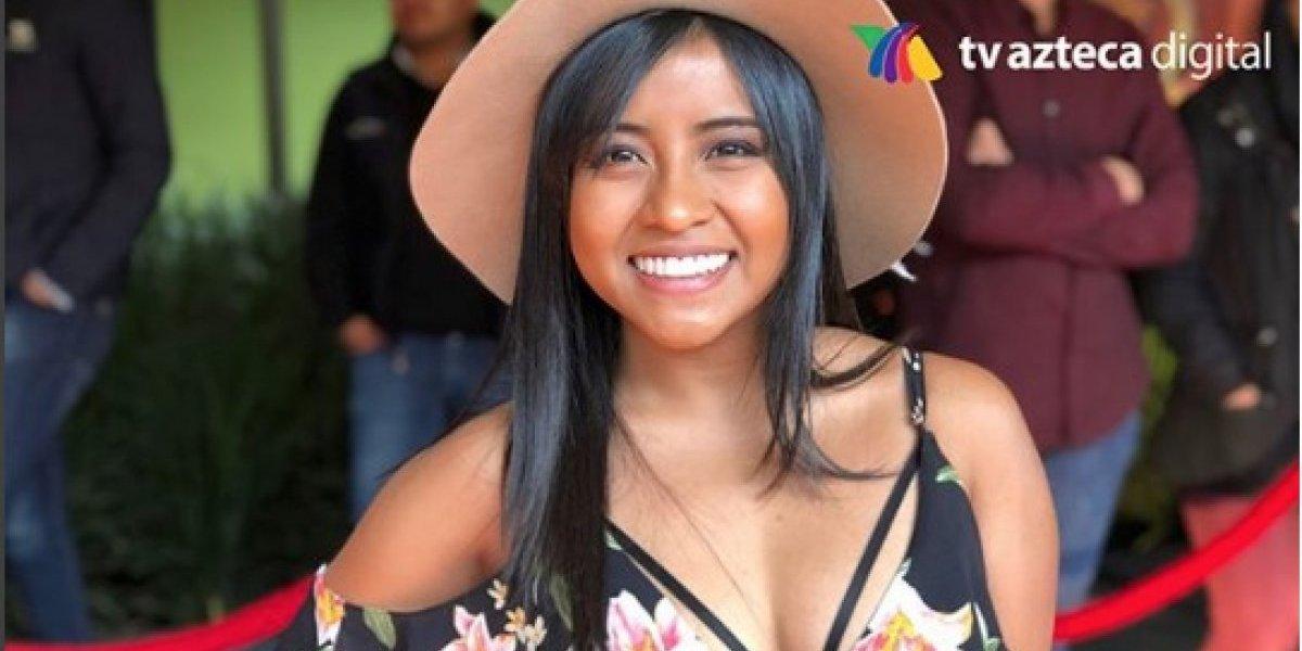 Conoce a Paola Chuc, la guatemalteca que participará en La Academia