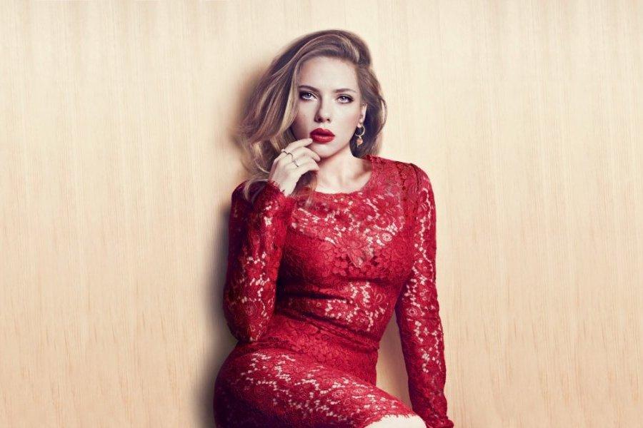 Hacker Filtra De Nuevo Una Foto De Scarlett Johansson Desnuda Y
