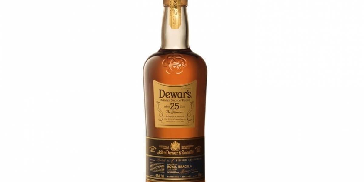 Presentan en la isla prestigioso whisky escocés